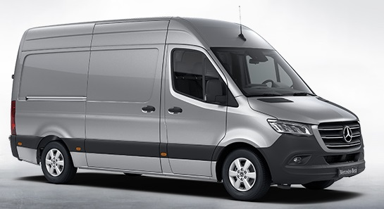 Camper mercedes sprinter